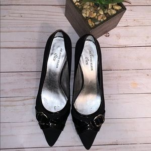 Anne Klein iflex Black Shoes Size 7.5